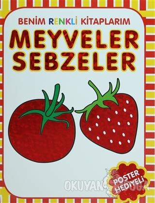 Meyveler - Sebzeler - Kolektif - Parıltı Yayınları
