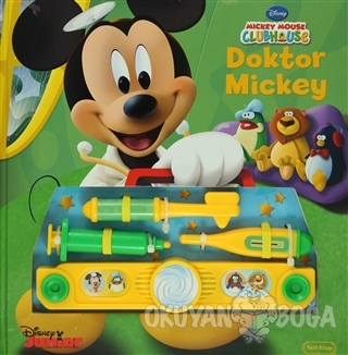 Mickey Mouse Clubhouse - Doktor Mickey