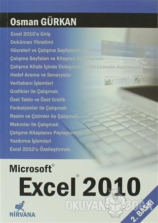 Microsoft Excel 2010 - Osman Gürkan - Nirvana Yayınları