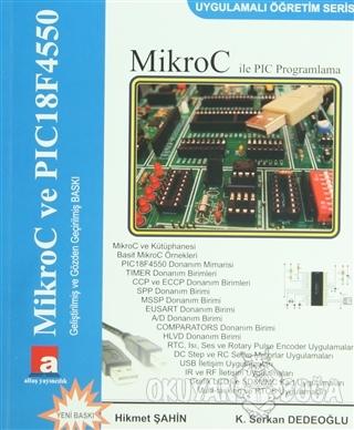 MikroC ve PIC18F4550 - Hikmet Şahin - Altaş Yayıncılık