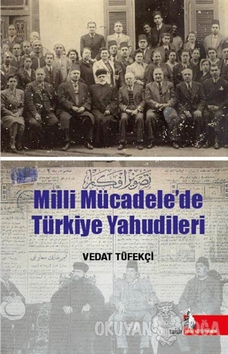 Milli Mücadelede Türkiye Yahudileri - Vedat Tüfekçi - Doğu Kütüphanesi