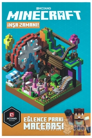 Minecraft İnşa Zamanı - Eğlence Parkı Macerası - Kolektif - Doğan Egmo