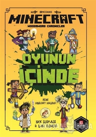 Minecraft - Oyunun İçinde - Kolektif - Doğan Egmont Yayıncılık