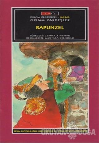 Mini Masallar - Rapunzel - Grimm Masalları - Grimm Kardeşler - Bordo S