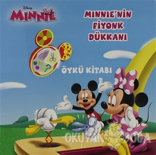 Minnie'nin Fiyonk Dükkanı Öykü Kitabı