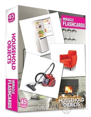 Miracle Flashcards - Household Objects - Kolektif - MK Publications