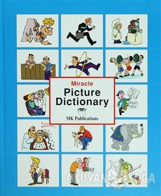 Miracle Picture Dictionary (Ciltli) - Murat Kurt - MK Publications
