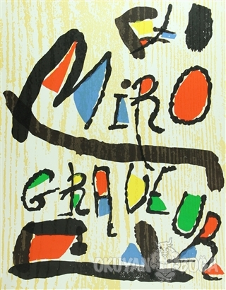 Miro Engraver 1: 1928-1960 (Ciltli) - Jacques Dupin - Daniel Lelong Ed