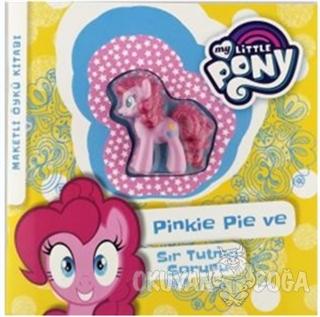 MLP – Pinkie Pie ve Sır Tutma Sorunu - Kolektif - Doğan Egmont Yayıncı