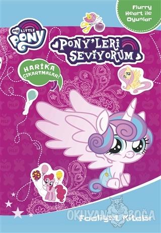 Mlp Pony'leri Seviyorum Faaliyet Kitabı - Kolektif - Doğan Egmont Yayı