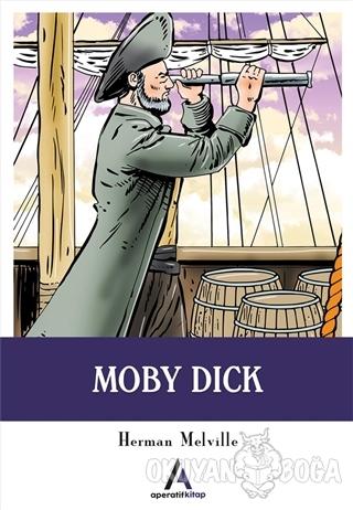 Moby Dick - Herman Melvılle - Aperatif Kitap Yayınları
