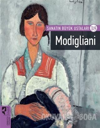 Modigliani - Sanatın Büyük Ustaları 18 - Kolektif - HayalPerest Kitap