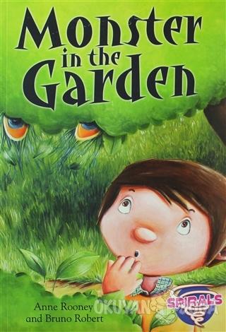 Monster in the Garden - Bruno Robert - Evans Yayınları