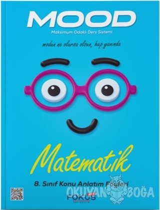 Mood 8. Sınıf Matematik Konu Anlatım Föyleri - Kolektif - Fokus Net Ya