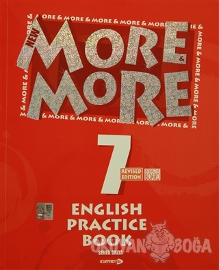 More  More 7: English Practice Book