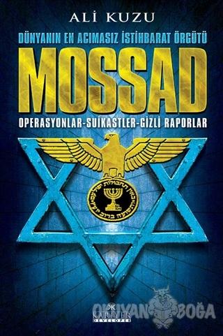 Mossad - Ali Kuzu - Kariyer Yayınları