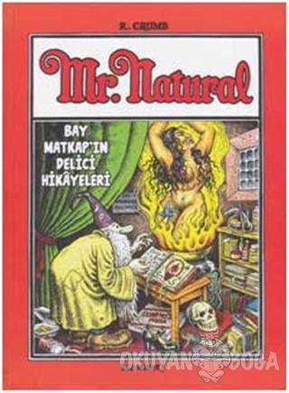 Mr. Natural - Robert Crumb - Flaneur Books