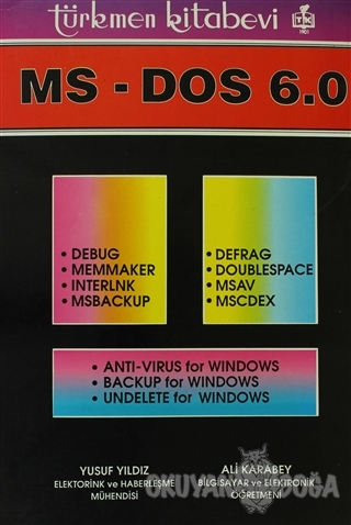 MS-DOS 6.0 Debug / Memmaker / Interlnk / Msbackup / Defrag / Doublespace / Msav / Mscdex Anti-Virus for Windows / Backup for Windows / Undelete for Windows