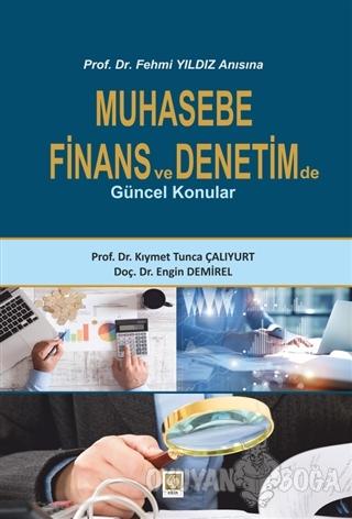 Muhasebe Finans ve Denetimde Güncel Konular