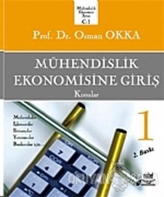 Mühendislik Ekonomisine Giriş 1 - Konular