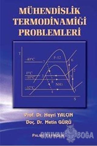 Mühendislik Termodinamiğinin Problemleri - Hayri Yalçın - Palme Yayınc