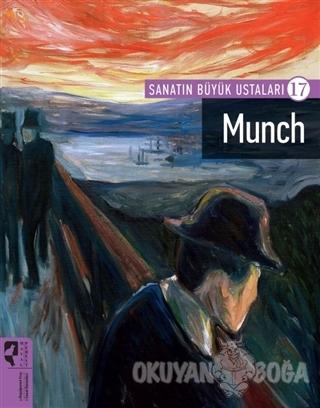Munch - Sanatın Büyük Ustaları 17 - Kolektif - HayalPerest Kitap