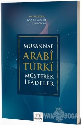 Musannaf Arabi Türki Müşterek İfadeler