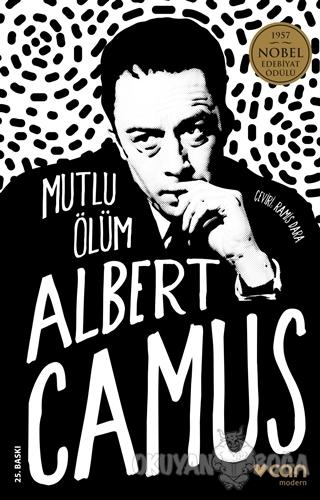 Mutlu Ölüm - Albert Camus - Can Yayınları