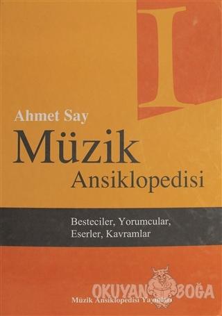 Müzik Ansiklopedisi Cilt 1 (Ciltli)