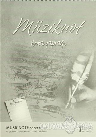 Müziknot Nota Yaprağı