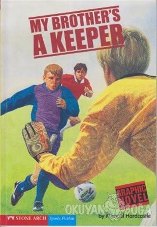 My Brother's a Keeper - Michael Hardcastle - Pearson Hikaye Kitapları