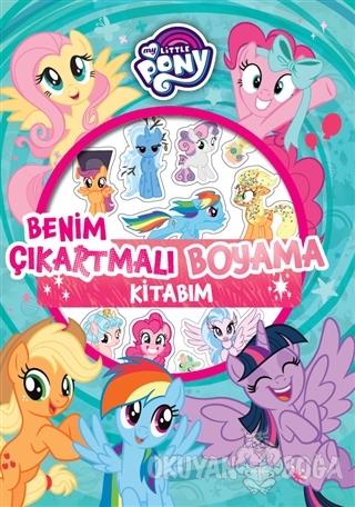 My Little Pony - Benim Çıkartmalı Boyama Kitabım