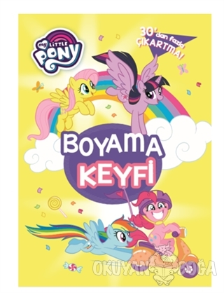 My Little Pony - Boyama Keyfi