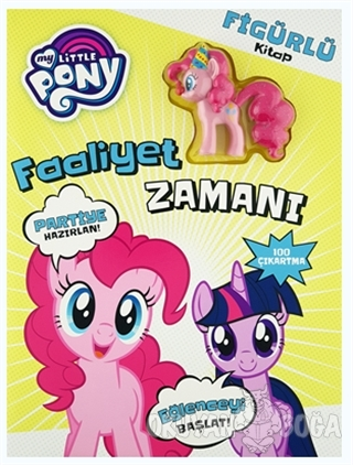 My Little Pony - Faaliyet Zamanı - Kolektif - Doğan Egmont Yayıncılık
