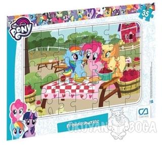 My Little Pony - Frame Puzzle 2 (35 Parça)