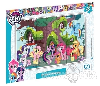 My Little Pony - Frame Puzzle 3