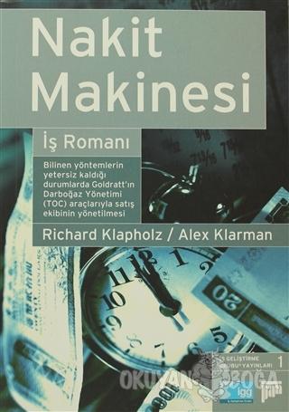 Nakit Makinesi İş Romanı - Richard Klapholz - Pan Yayıncılık