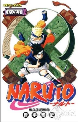 Naruto 17. Cilt (Ciltli) - Masaşi Kişimoto - Gerekli Şeyler Yayıncılık