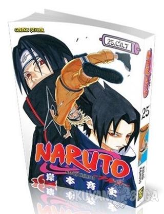 Naruto 25. Cilt - Masaşi Kişimoto - Gerekli Şeyler Yayıncılık