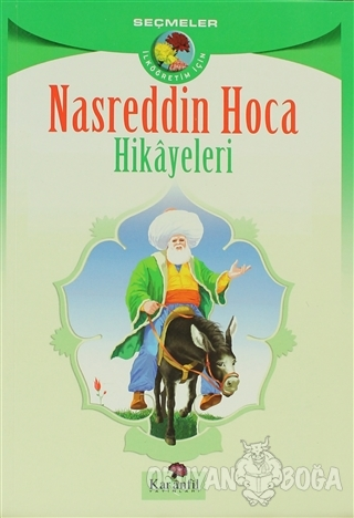 Nasreddin Hoca Hikayeleri - Kolektif - Karanfil Yayınları