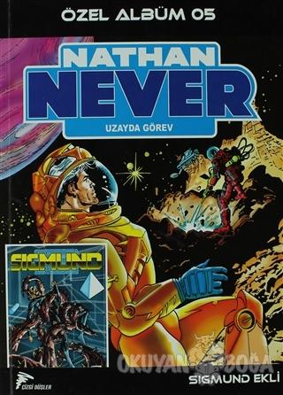 Nathan Never Özel Albüm 5 - Uzayda Görev - Kolektif - Çizgi Düşler Yay