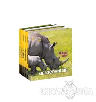 National Geographic Kids - Afrika'da Safari Serisi 5 Kitap (Ciltli)