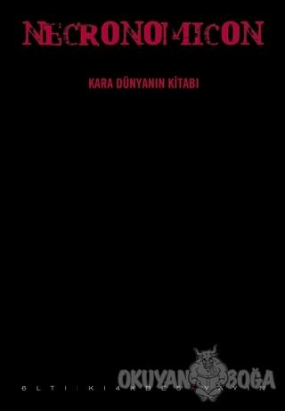 Necronomicon - H. G. Ginger - Altıkırkbeş Yayınları