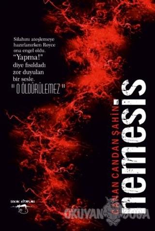 Nemesis - Canan Candan Şahin - Sokak Kitapları Yayınları