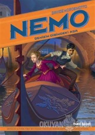 Nemo - Denizin Dibindeki Ada - Davide Morosinotto - Doğan Egmont Yayın