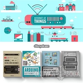 Nesnelerin İnterneti Seti (4 Kitap Takım)