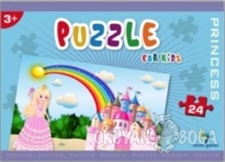 Norm Puzzle 24 Parça Princess - Kolektif - Gizzy Art