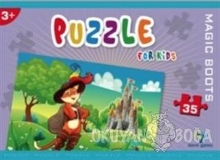 Norm Puzzle 35 Parça Magic Boots - Kolektif - Gizzy Art