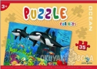 Norm Puzzle 35 Parça Ocean - Kolektif - Gizzy Art
