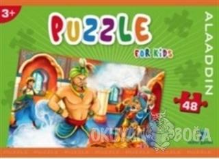 Norm Puzzle 48 Parça Aladdin - Kolektif - Gizzy Art